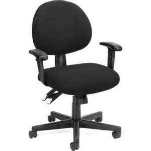 ofm 24 hour ergonomic computer task chair with arms