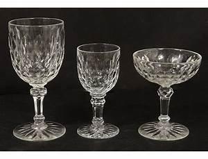 Verre En Cristal Prix : verre en cristal de baccarat ~ Teatrodelosmanantiales.com Idées de Décoration