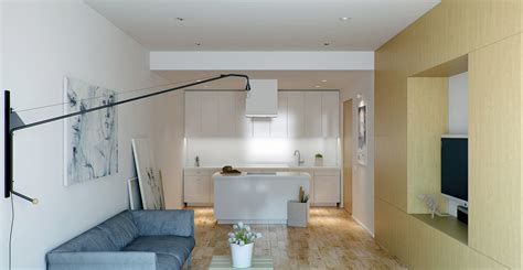 Small Apartment With Foldaway Features small apartment with foldaway features