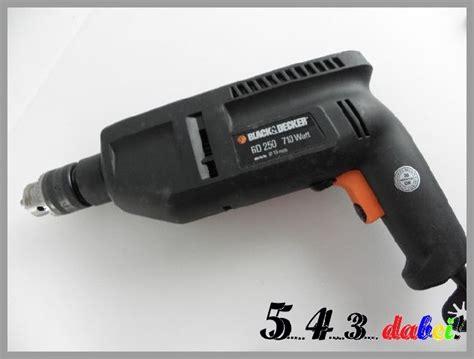 black und decker bohrmaschine black und decker bd 250 bohrmaschine mit 13 mm bohrfutter schlagbohrmaschine ebay