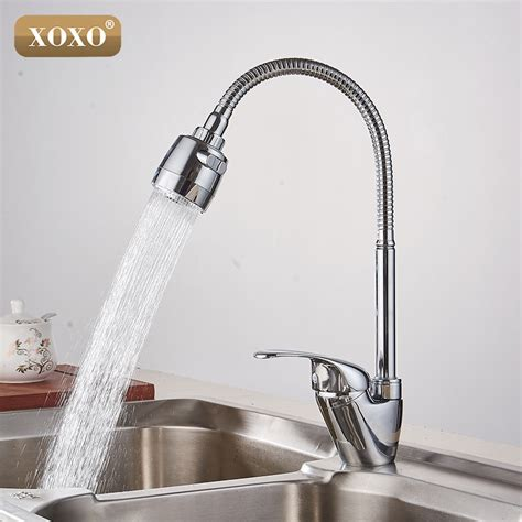 kitchen sink washers xoxo brass mixer tap cold and water kitchen faucet 5899