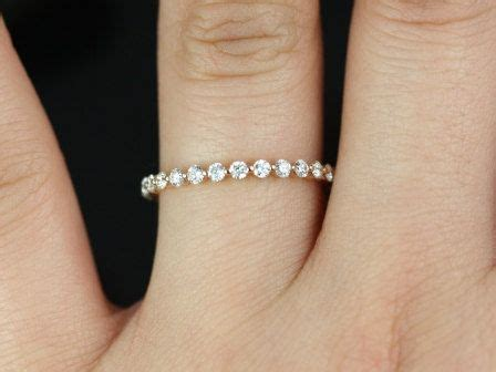 thin band engagement rings best 25 thin band ideas on thin rings thin gold rings and 2 carat ring