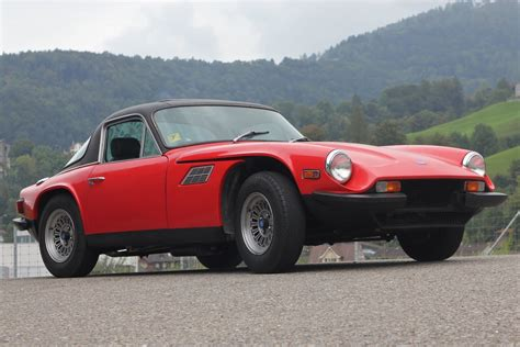 Tvr 2500m In Time Warped Condition