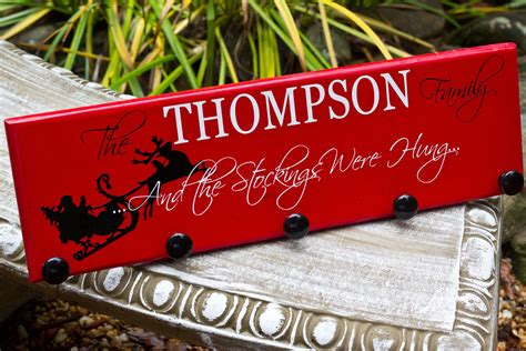 Fireplace Wood Holder Ideas by Personalized Christmas Stocking Wall By Thefreckledowlstudio