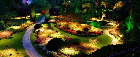Incredible Benefits Of Landscape Lighting  Ee  Garden Ee    Ee  Lights Ee