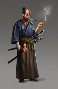 Samurai by mobocanario.deviantart.com on @DeviantArt ...