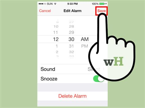 iphone alarm vibrate only how to create an iphone alarm that will vibrate without