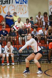 Lady Guard volleyball takes care of Tyler Grace in four ...