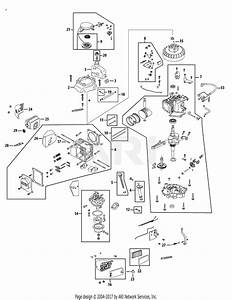 Troy Bilt 5p65m0a Engine Parts Diagram For Engine Assembly