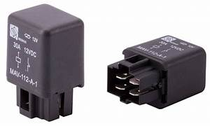 Original 4 Pin 30 Amp Relay