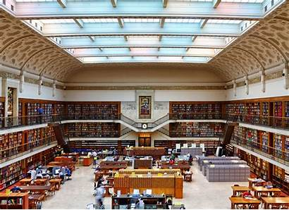 Library Mitchell Libraries South State Sydney Wales