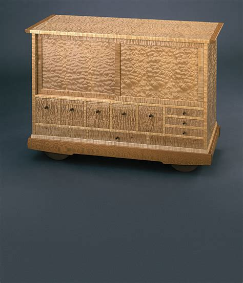 traveling tansu finewoodworking