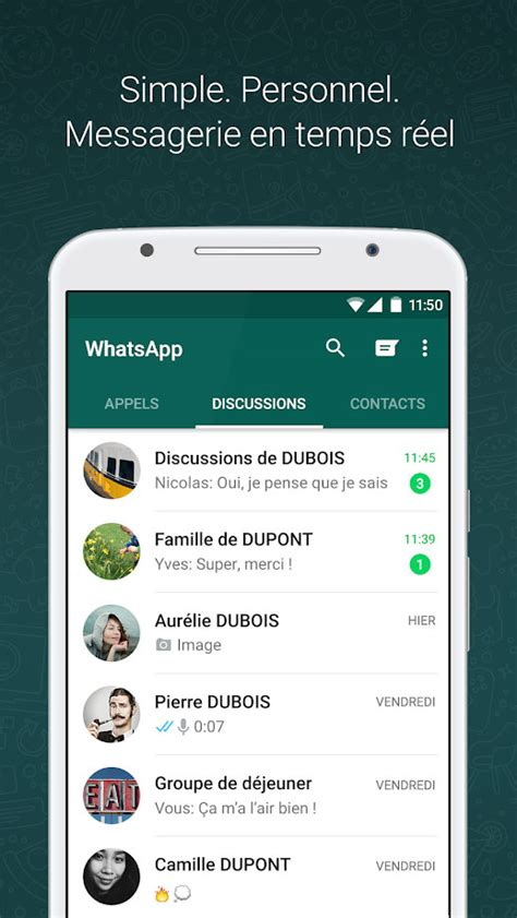 t 233 l 233 charger whatsapp gratuitement pour windows android ios macos
