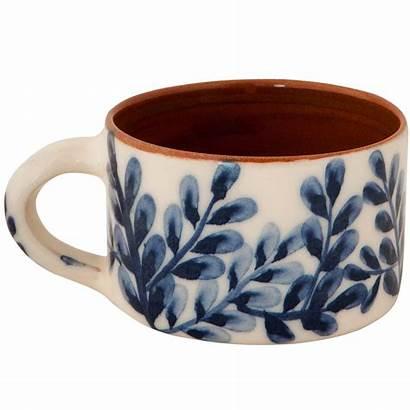 Pottery Handmade Coffee Flowers Mugs Mug Urbanfolk