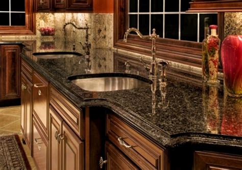 granite kitchen countertops cost installation and