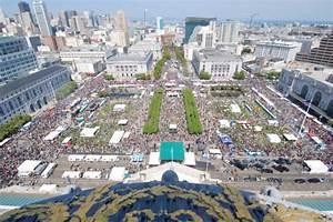 Civic Center Plaza (Joseph Alioto Piazza) | San Francisco ...