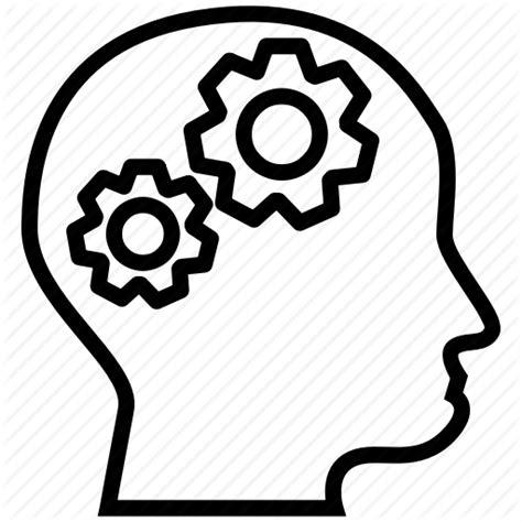 thinking brain png brain idea mind startup talk think thinking icon