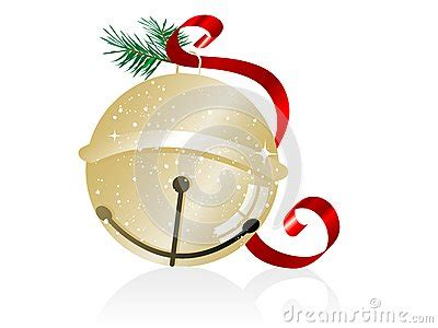 jingle bell stock photo image