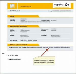 Schufa Auskunft Wohnungssuche : original schufa auskunft bis dienstag 24 00 zum ~ Lizthompson.info Haus und Dekorationen