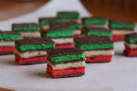 jar wedding favors rainbow cookies recipe dishmaps