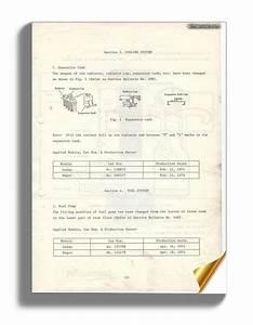 Mazda 929 121 Engine Workshop Manual