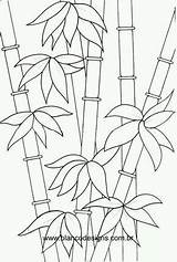 Bamboo Drawing Designs Plant Glass Stained Painting Patterns Line Mosaic Flower Stencils Shape Flowers Anime Weebly Outline Stencil Pattern Coloring sketch template
