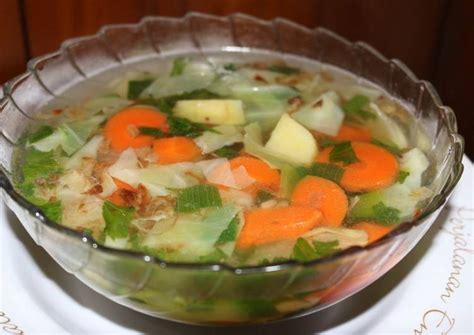 #1 resep es kepal milo. Resep Sayur sop sederhana oleh Dian Setiyawan - Cookpad