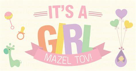 Mazel Tov To