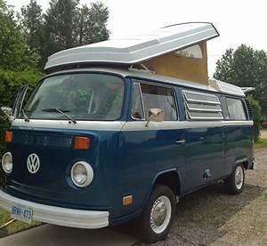 1974 Vw Campervan For Sale