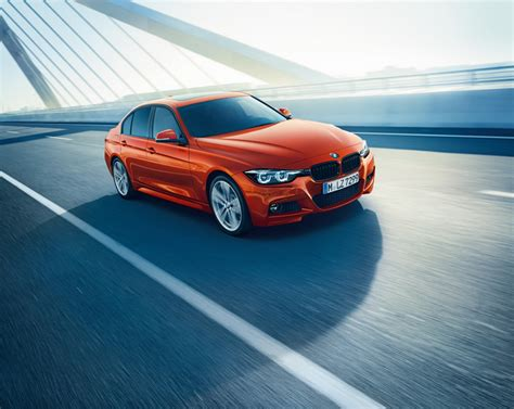 Bmw 3 Series Shadow Edition Launched