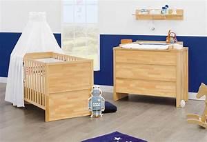 Babyzimmer 2 Teilig : pinolino babyzimmer sparset fagus breit 2 tlg otto ~ Frokenaadalensverden.com Haus und Dekorationen