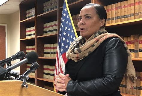 Suffolk District Attorney Rachael Rollins launches ...
