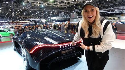 bugatti      expensive car