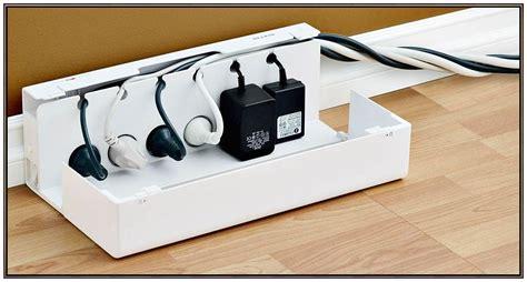 Kabel Verstecken Schreibtisch kabel am schreibtisch verstecken wohn design