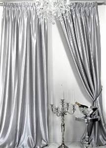 Vorhänge Silber Glänzend : vorh nge silber gl nzend m belideen ~ Whattoseeinmadrid.com Haus und Dekorationen