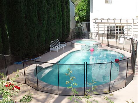 pool fence ideas pool fence ideas for beauty privacy and safety homestylediary com