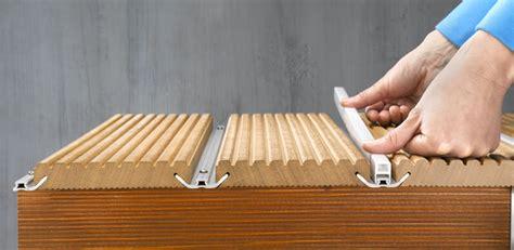 Holzbelag Für Terrassen by Balkon Dielen Holz Verlegen Bvrao Inspiration