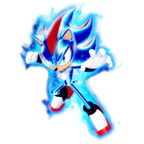 what if shadow as saiyan blue evolution by nibroc rock on deviantart