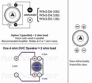 Jl Audio W3v2 Wiring Diagram