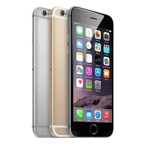 unlocked iphone apple iphone 6 unlocked grade a refurbished