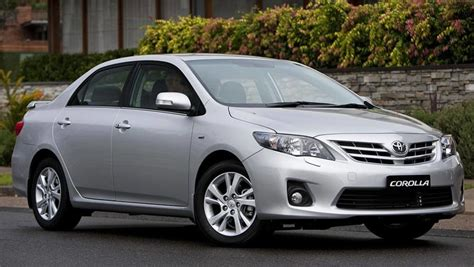 Used Toyota Corolla Review 20002015 Carsguide
