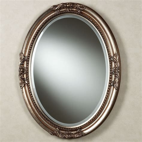 Black Oval Bathroom Mirror by 15 Collection Of Black Oval Wall Mirror Mirror Ideas