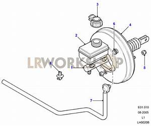 Master Cylinder  U0026 Servo - With Abs