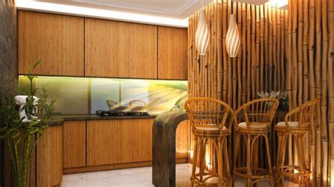 decoracion  bambu ideas  decorar tu casa