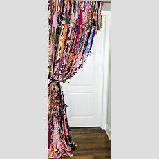 Bohemian Curtains  Curtain Ideas