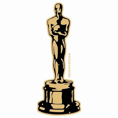 Oscar Vector Award Academy Clipart Awards Silhouette