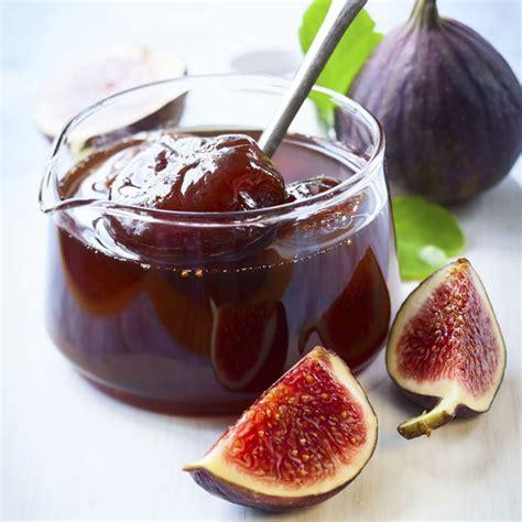 cuisine sans gluten recette confiture de figues facile