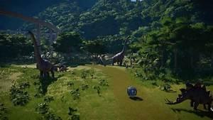 Jurassic World Evolution Overview OnRPG