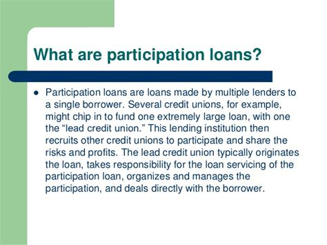 Benefits And Pitfalls For Credit Unions