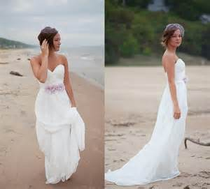 mariage simple sweetheart strapless summer wedding dress pleated simple bridal gowns robe de mariage